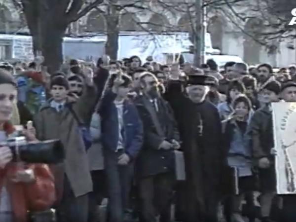 В края на 1989 година, когато Тодор Живков вече е