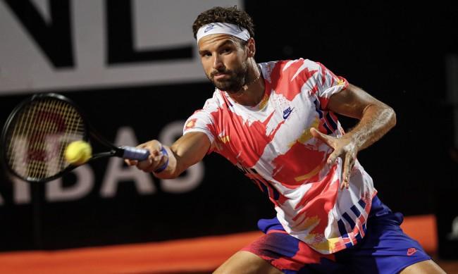 След равностоен мач: Григор загуби от Шаповалов в Рим