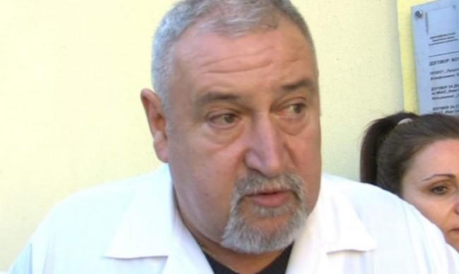 Почина шефът на реанимацията в Гоце Делчев от коронавирус