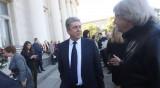 Първанов за войната Радев-Борисов: Това е пътят към разрухата на държавата!