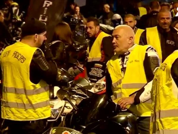 Над 3000 мотористи се включиха в масово нощно каране под