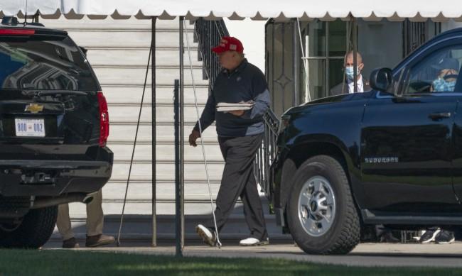 Арестувана е жена заради писмото с рицин до Тръмп