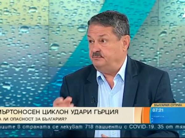 """Бурята """"Янос"""" в Гърция взе трета жертва, а властите издирват"""