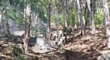 13 пожара са бошували в Силистренско през почивните дни