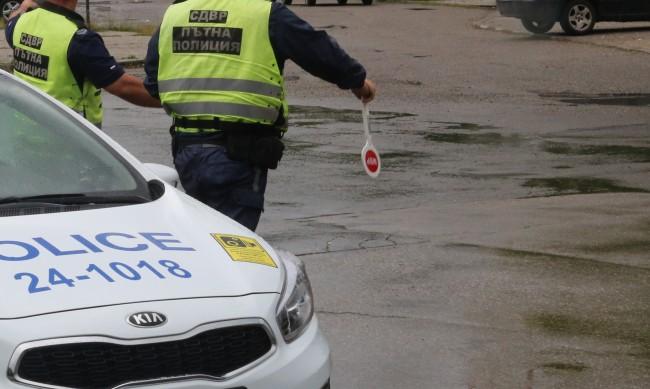 Пиян с 3,49  промила подкара кола в Гоце Делчев