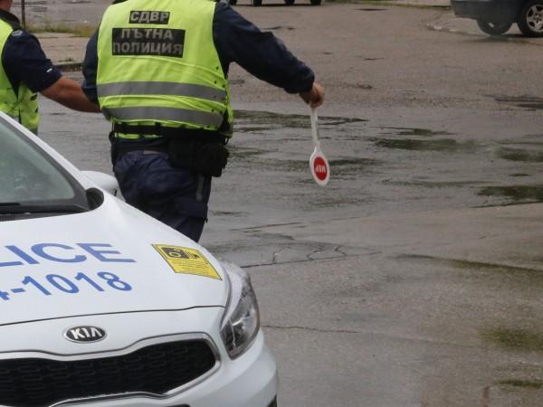 32-годишен мъж е установен да шофира с 3,49 промила алкохол