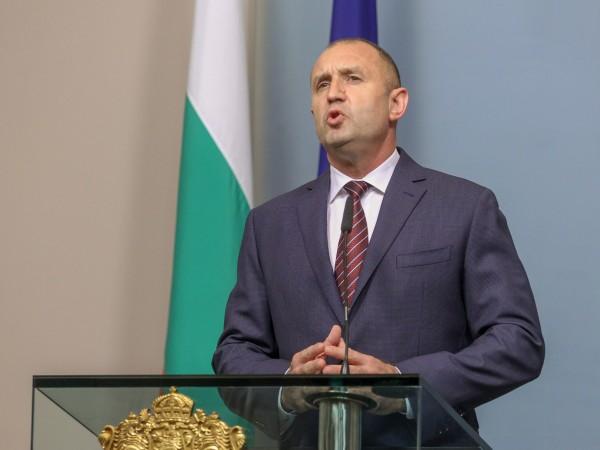 Президентът Румен Радев ще посети днес Пловдив, където ще участва