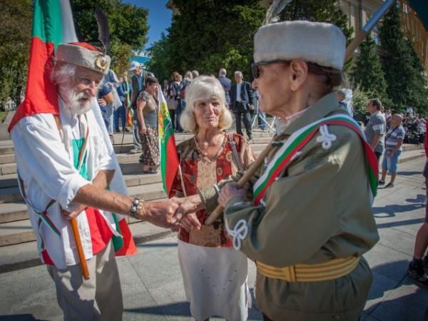 Тържествата за 22 септември във Велико Търново започнаха още в