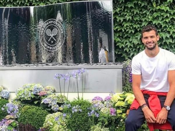 Най-добрият български тенисист Григор Димитров се изкачи с три позиции