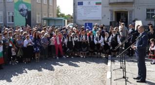 Румен Радев: Бояджик е символ на непокорния български дух!