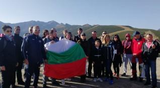 Вицепремиерът Марияна Николова изкачи връх Мусала