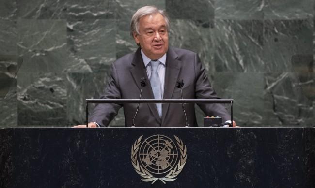 ООН призова за избягване на нова Студена война САЩ - Китай