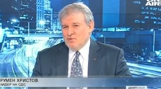 Румен Христов: България щеше да е друга, ако СДС беше продължил да управлява