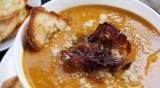 Рецептата Dnes: Супа с тиква и бекон