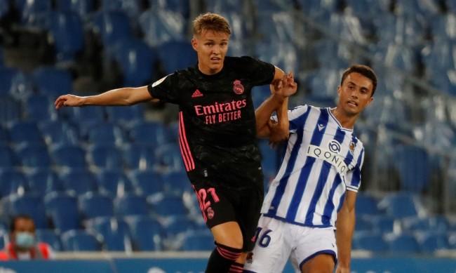Халф на Реал Мадрид диагностициран с COVID-19