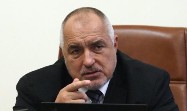 Борисов за снимките от спалнята: Радев стои зад ченгеджийската операция