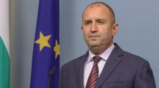 Радев за диалога с кабинета: Постановка, която да е индулгенция за корупцията
