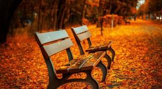Есента напомня за себе си, валежи и захлаждане през уикенда