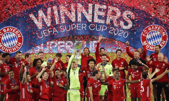 Байерн Мюнхен е големият Супершампион на Европа