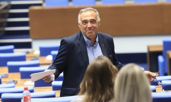 Кутев посочи целта пред БСП – 1 милион гласа на изборите