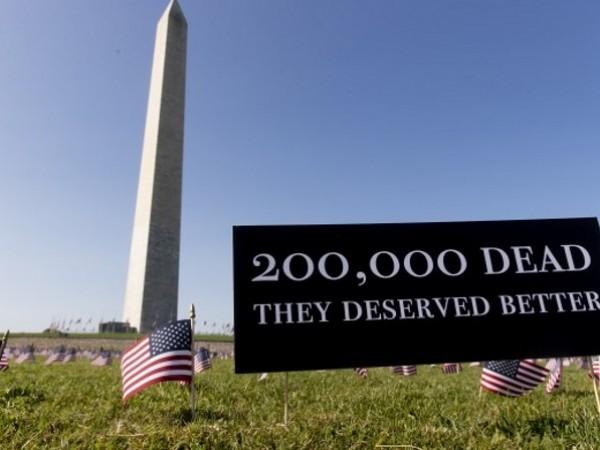 Случаите на коронавирус в САЩ надхвърлиха 7 милиона - над