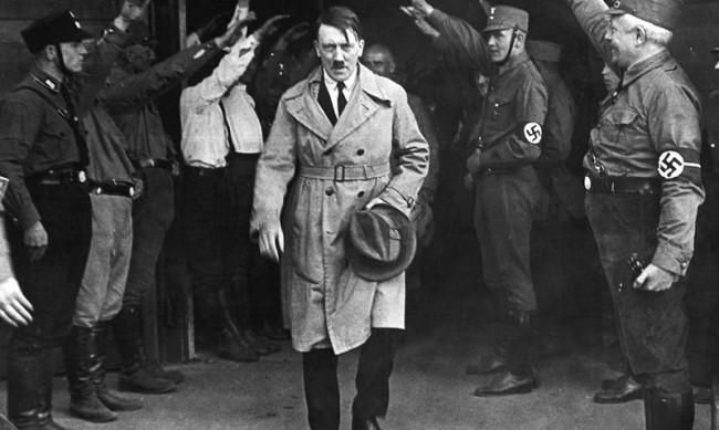 """Мечтите на Хитлер за Норвегия - да създаде своята """"Нацистка утопия"""""""