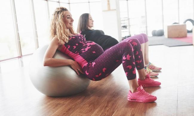 Защо е добре да спортувате по време на бременност