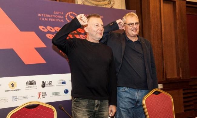 """Милчо Манчевски представя """"Върба"""" на СФФ"""