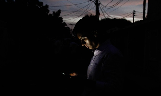 Голяма част Венецуела отново остана без ток