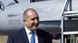 Президентът Румен Радев няма да създава нов политически проект