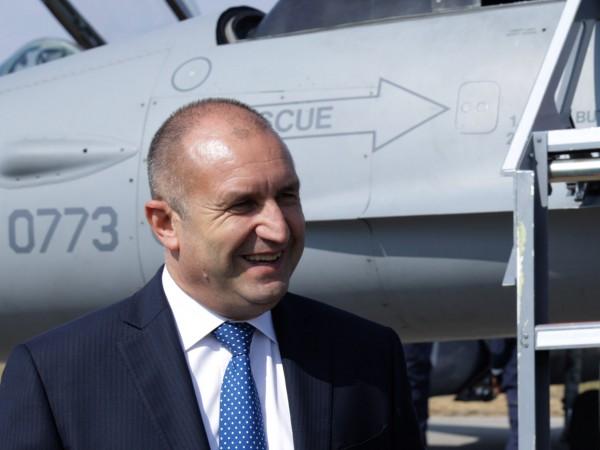 Президентът Румен Радев не смята да започва нов политически проект,