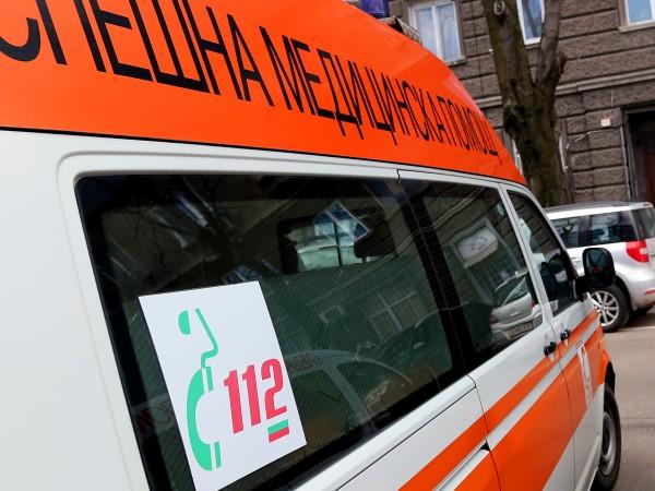 Газова бутилка гръмна в жилищен блок в Бургас. По непотвърдена