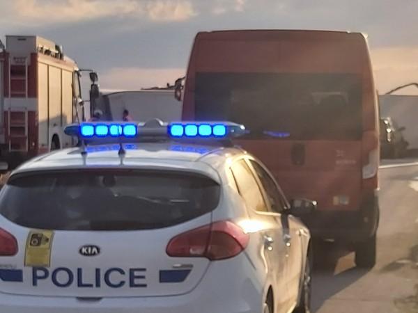 Най-много тежки пътни инциденти в България стават в петък, според