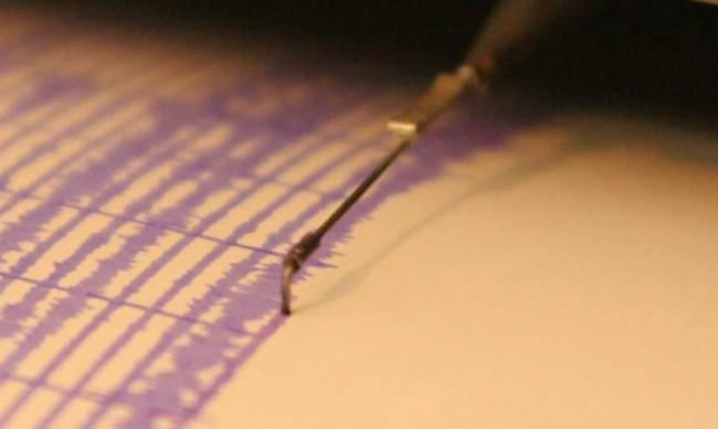 Земетресение от 5.3 в Егейско море, усетено и у нас