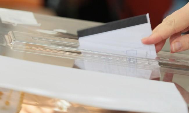 13 области избират кмет на частични местни избори