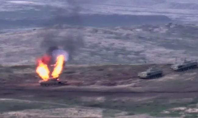 Русия и ЕС са против военните действия между Армения и Азербайджан