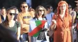 Ден 81 на протести: Музика на Орлов мост вместо скандирания пред МС