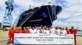 Българин е капитанът на най-модерния в света мощен контейнеровоз