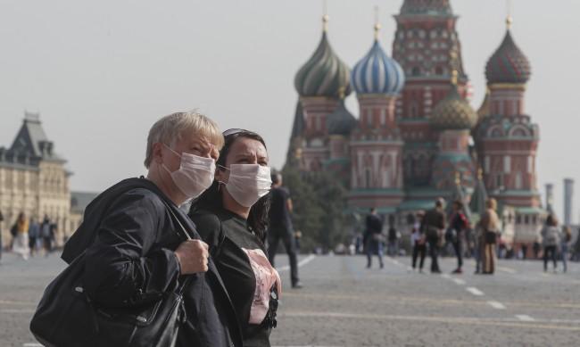 В Москва от днес нови мерки за ограничаване на коронавируса
