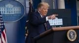 Тръмп платил по $750 подоходен данък през 2016 и 2017 г.