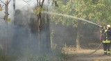 Мълния подпали навес в силистренско село