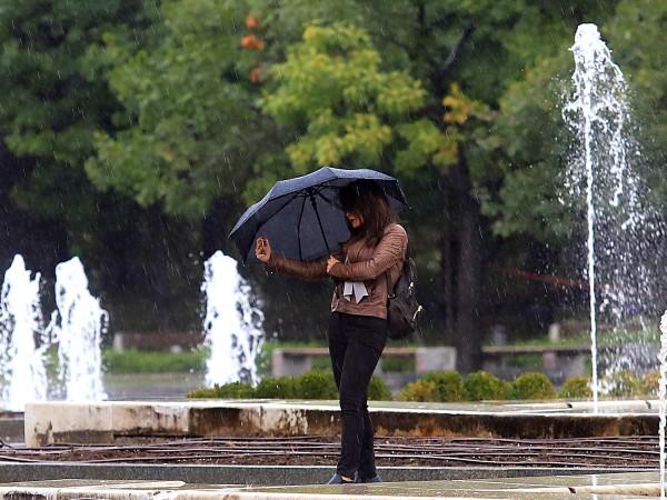 Есента е сезонът на дъждовете, така че много хора прибягват