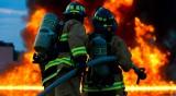 Пожар остави пет семейства без покрив