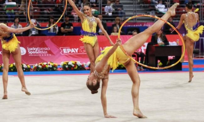 Без Русия в европейското по художествена гимнастика