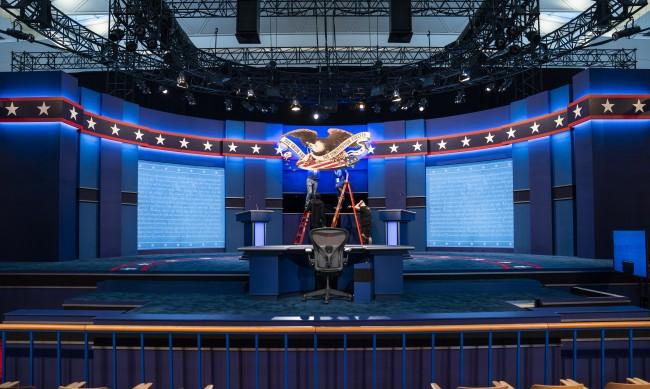 Тръмп и Байдън с първи телевизионни дебати