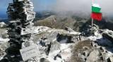Падна първият сняг у нас, бяла покривка на Мальовица
