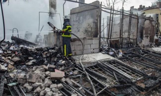 Прокуратурата разследва пожара в Разлог, 8 семейства са без дом