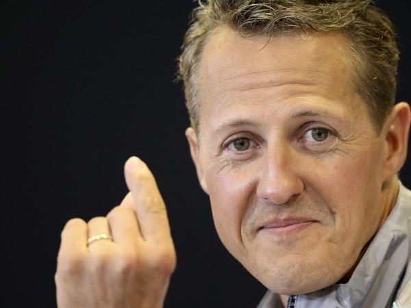 Михаел Шумахер е бил преместен от дома си в Швейцария