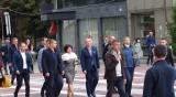Протестиращи замеряха Караянчева с яйца