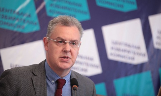 ГЕРБ хареса Александър Андреев за шеф на ЦИК